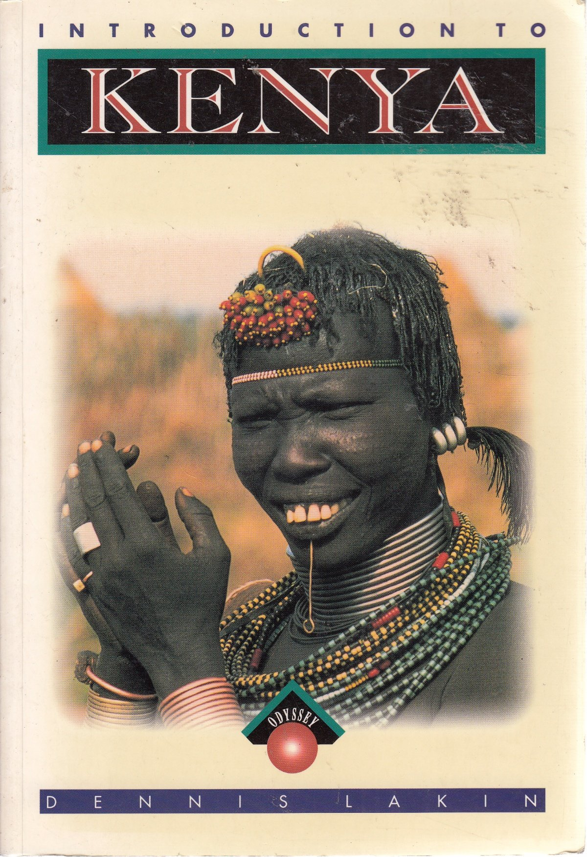 Introduction to Kenya (Odyssey Guides)