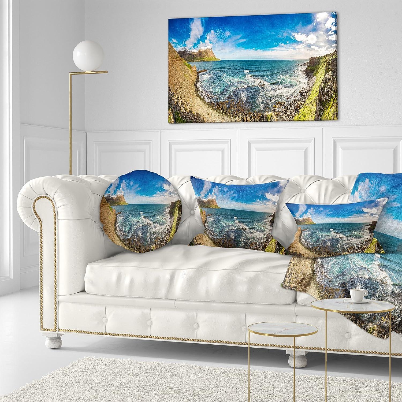 デザインアート1 Piece Kirkjufell滝でGrundarfjordur風景アートキャンバス印刷 40x20