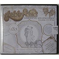 Debbi Moore Designs Shabby Chic Wedding Stationery Double CD Rom (296764)