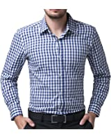 Slim Fit Dress Shirts for Men Long Sleeve Formal Casual