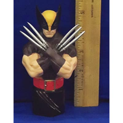 Wolverine (Brown Variant) Mini Bust Bowen Designs!: Toys & Games