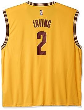 huge discount c1c10 699a7 NBA Cleveland Cavaliers Kyrie Irving #2 Men's Replica Jersey ...