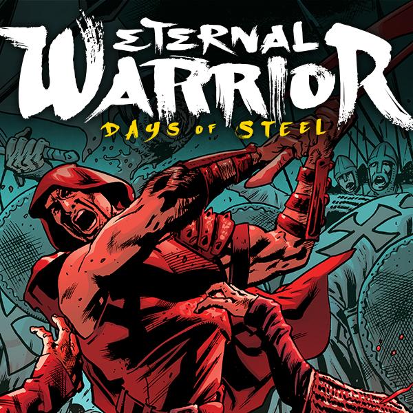 Buy eternal warrior valiant