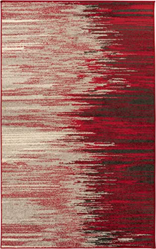 SUPERIOR Dronfield Modern Abstract Indoor Area Rug