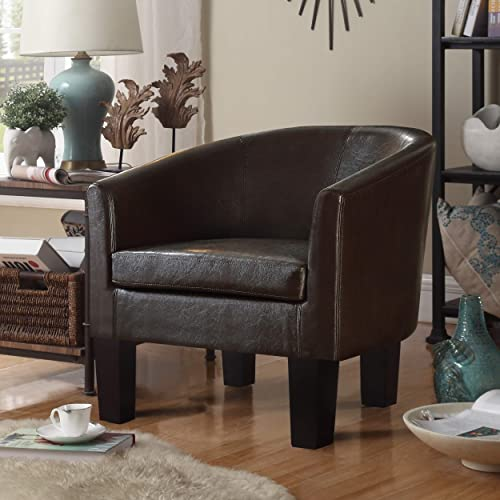 Rosevera Armchair Barrel Club Chair