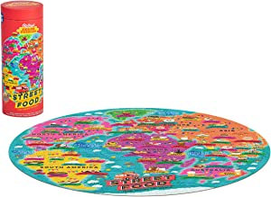 Street Food Lover's 1000 Piece Jigsaw Puzzle