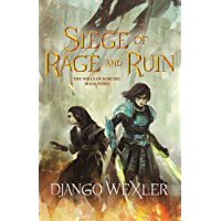 Siege of Rage and Ruin (The Wells of Sorcery Trilogy Book 3) book cover