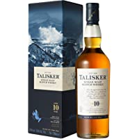 Talisker 10 Years Old Single Malt Scotch Whisky, 70cl