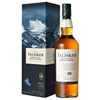Talisker 10 Jahre Single Malt Scotch Whisky (1 x 0.7 l)