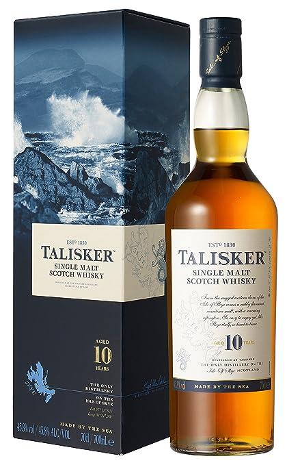9 opinioni per Talisker Whisky- 700 ml