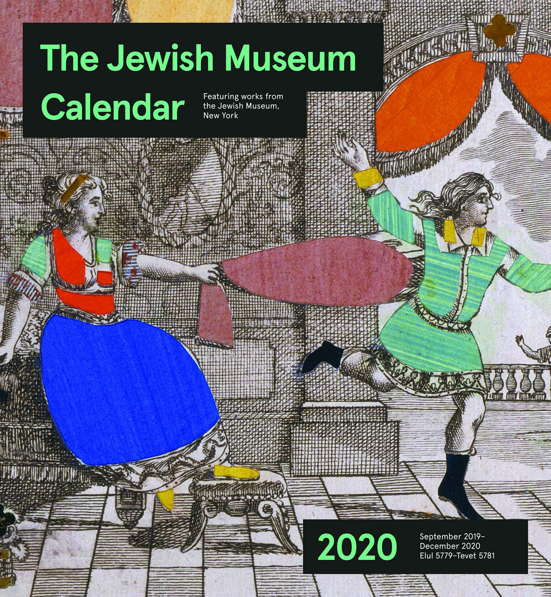 Suny Purchase Calendar 2020 The Jewish Museum Calendar 2020 Wall Calendar: The Jewish Museum
