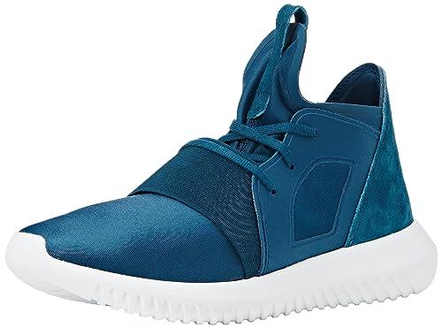 adidas Tubular Defiant, Zapatillas Altas para Mujer: Amazon.es: Zapatos y complementos