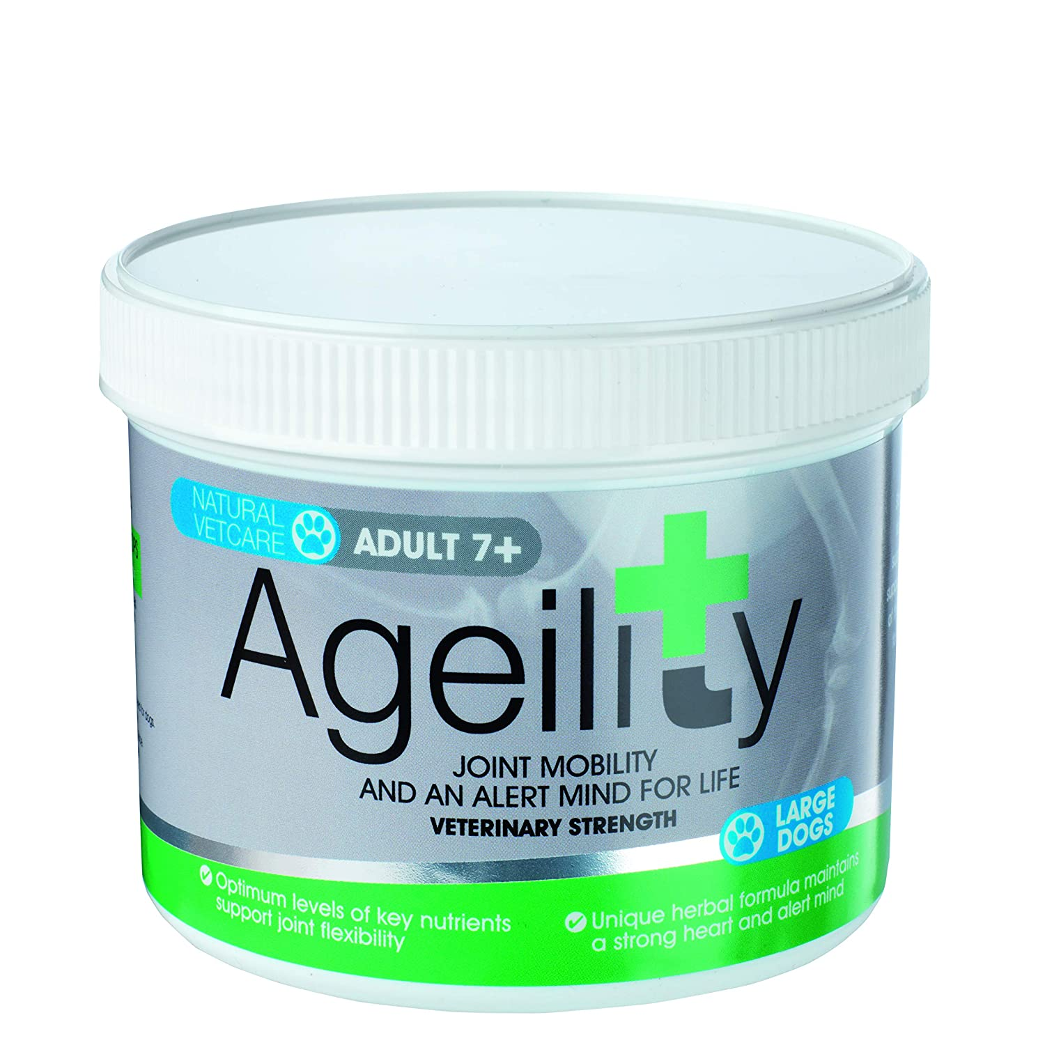 Natural VetCare Dog Ageility Supplement (300g)