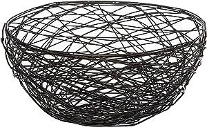 Godinger Decorative Nest Fruit Bowl Centerpiece Food Serveware