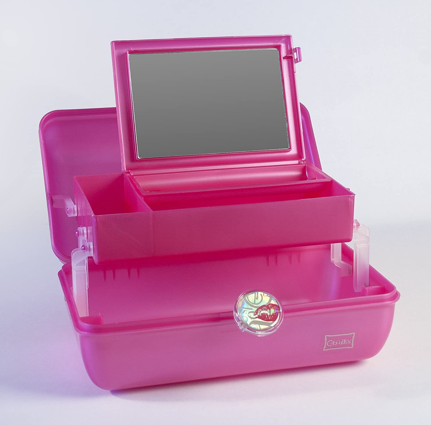Caboodles On,The,Go,Girl Cosmetic Case