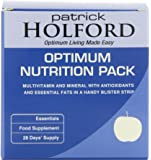 Patrick Holford Optimum Nutrition Pack