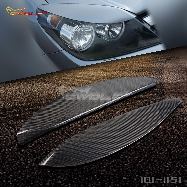 sopracciglia palpebra in fibra di carbonio car-wear
