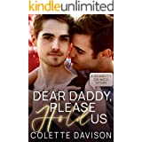 Dear Daddy, Please Hold Us (Naughty or Nice Book 3)