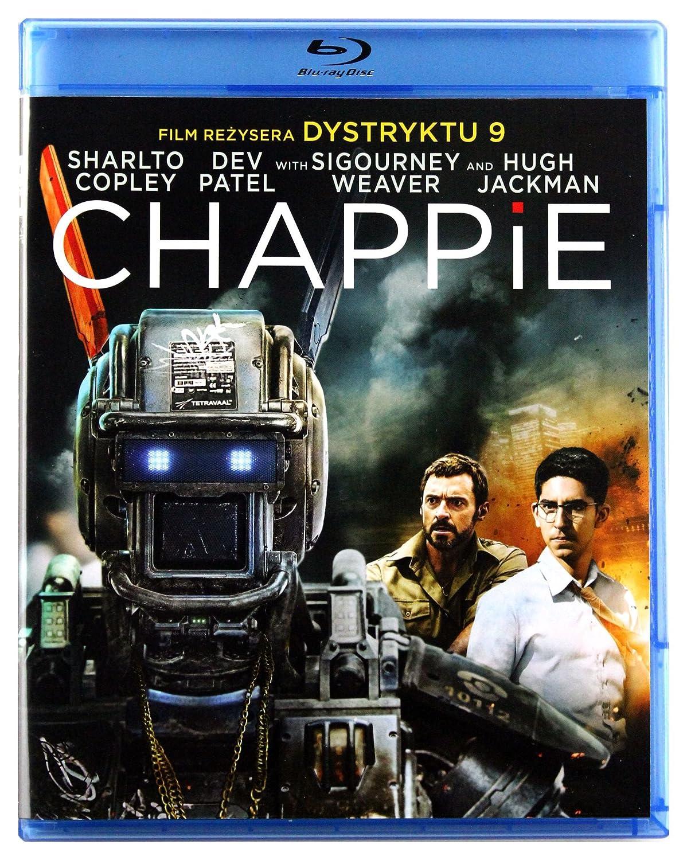 Chappie Blu-Ray Region B IMPORT No hay versión española ...