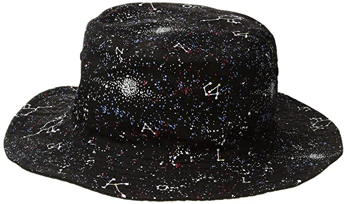 Kangol Men s Reversible Bucket Hat with Comet Design  Amazon.co.uk ... 5f1d4b26d334