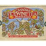 Canadian Ice Wine Tea in Wood Box - 100 Tea Bags