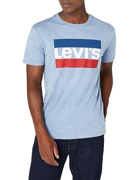 05c8acf5913 Levi s Men s Sportswear Logo Graphic T-Shirt  Levis  Amazon.co.uk ...