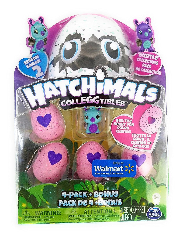 Buy Hatchimal Colleggtibles 4 Pack Burtle Exclusive Season 2