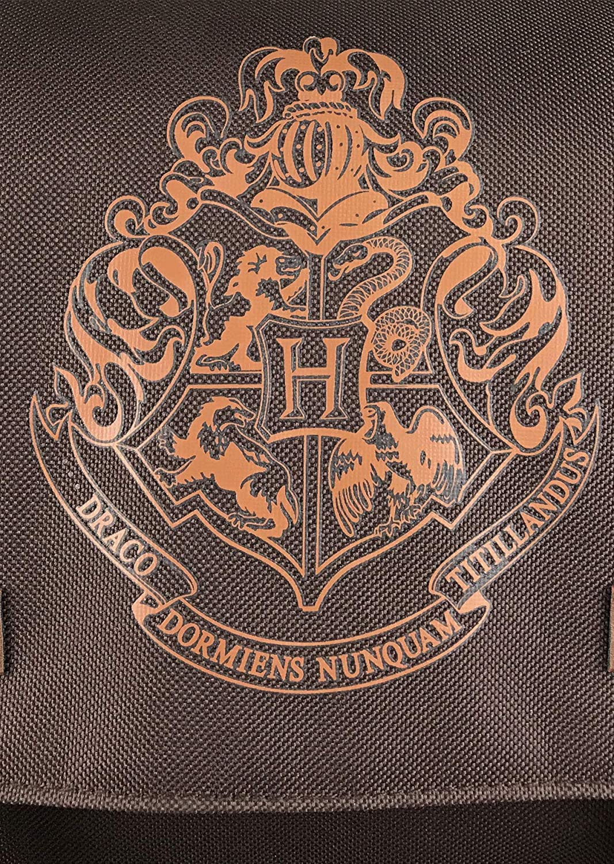 W x H x L 14x37x28 cm Groovy/ Sac /À Dos Harry Potter Mixte Adulte, Multicolore