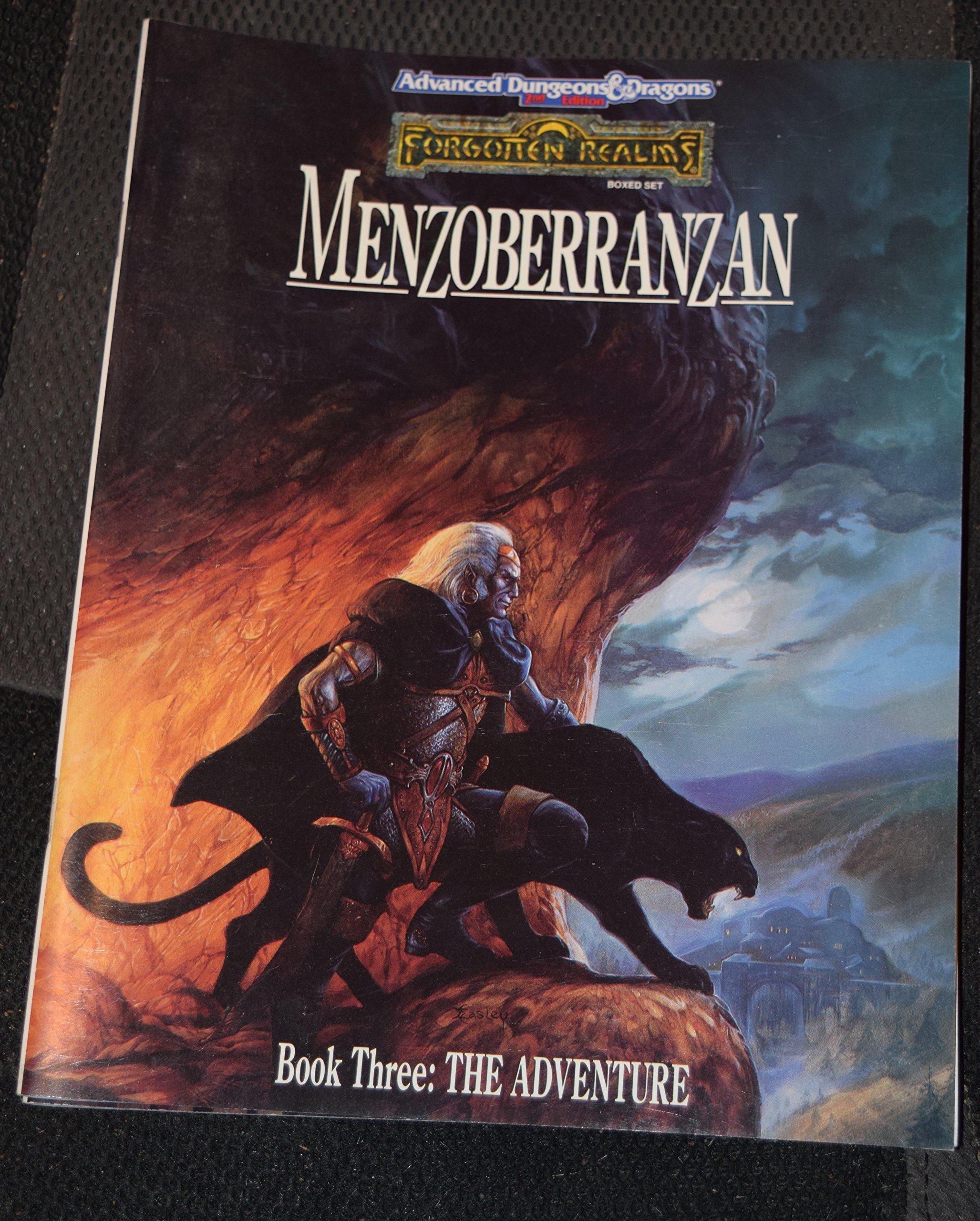 Menzoberranzan Map