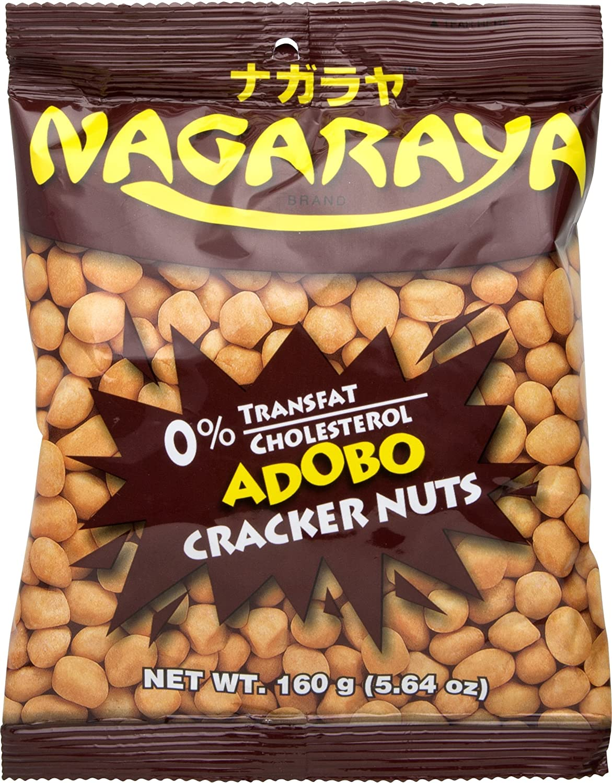 Nagaraya - Adobo Cracker Nuts (Net Wt. 5.64 Oz.)