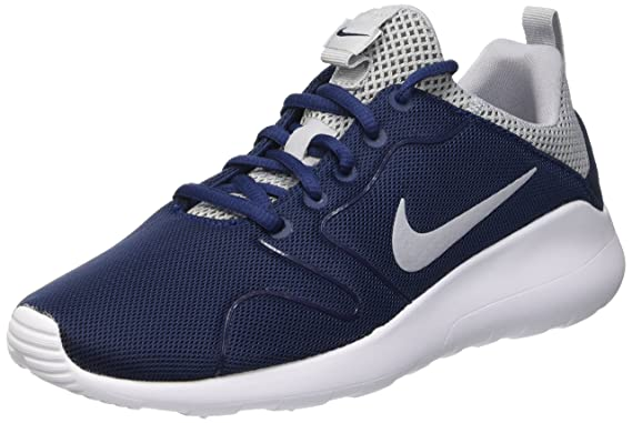 timeless design 41af9 8219a Nike Men s Kaishi 2.0 Blue Running Shoe - 10 D(M) US