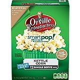Orville Redenbacher's SmartPop! Kettle Korn Popcorn, Single Serve Bag, 12-Count
