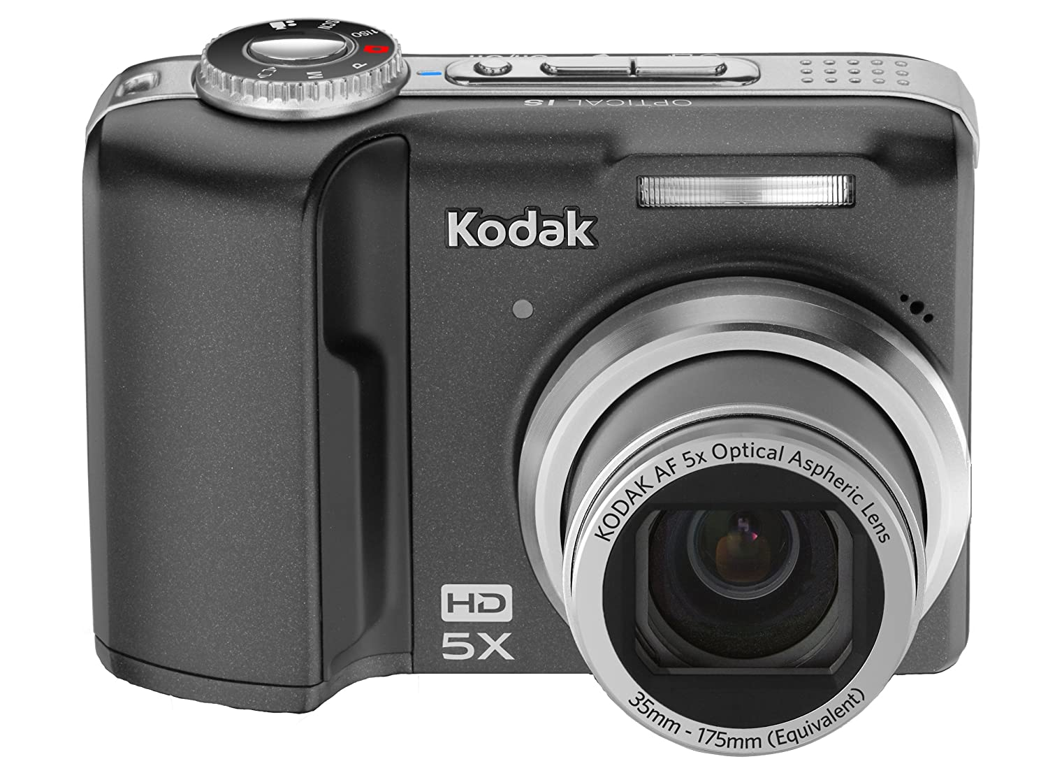 Amazon.com : Kodak Easyshare Z1485 14 MP Digital Camera with 5xOptical  Image Stabilized Zoom and 2.5-Inch LCD (Black) : Point And Shoot Digital  Cameras ...