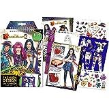 Make It Real - Disney Descendants 2 Fashion Design Sketchbook. Disney Inspired Fashion Design Coloring Book for Girls. Includes Evie Sketch Pages, Stencils, Stickers, and Design Guide