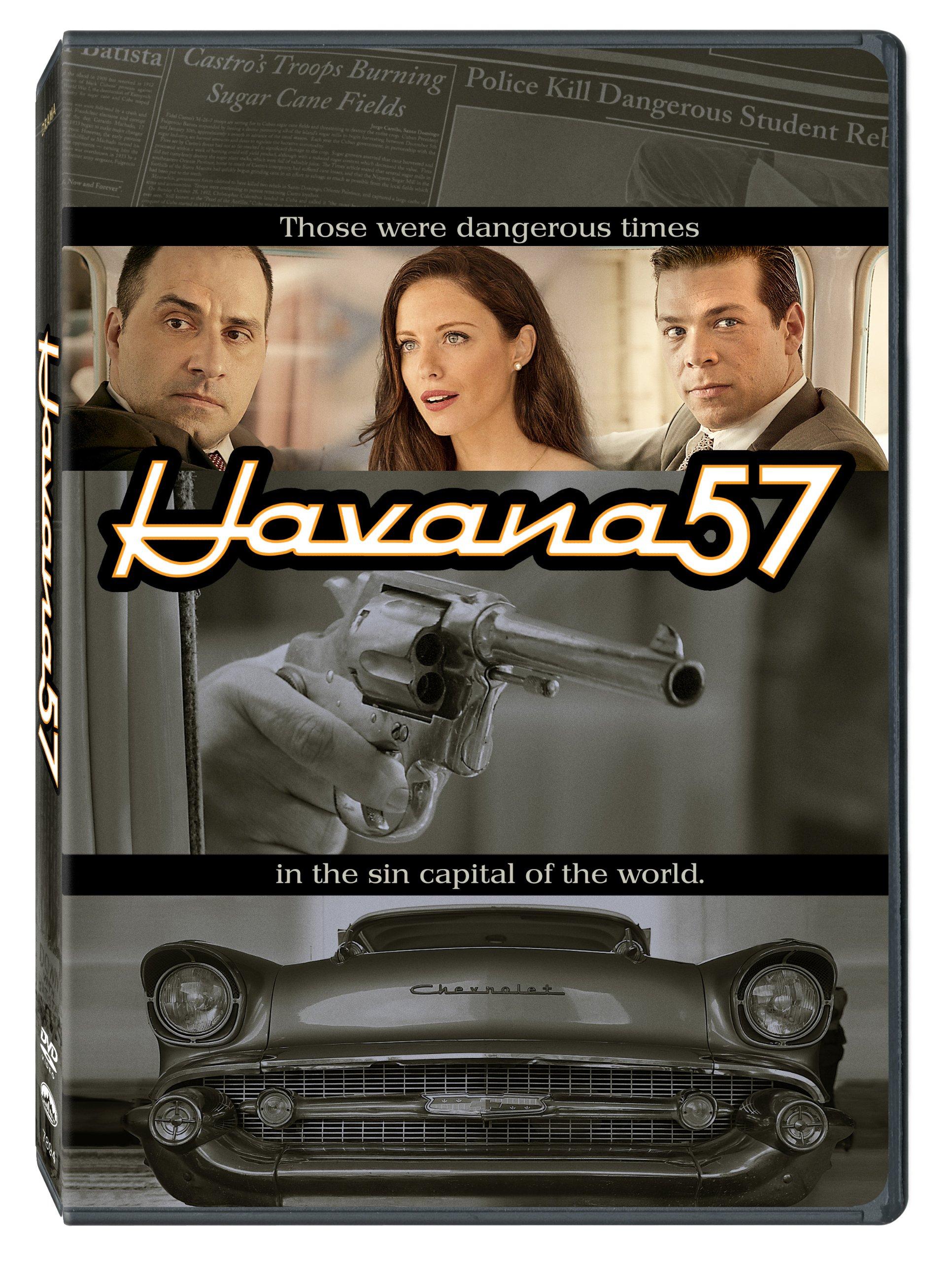 DVD : Havana 57 (DVD)