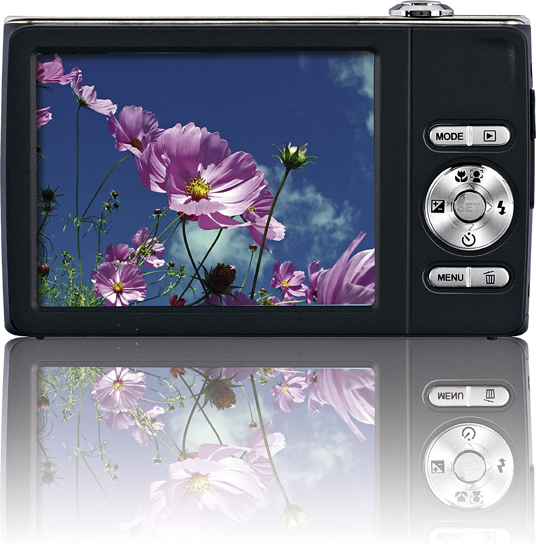 Rollei Powerflex 470 Digitalkamera 3 Zoll Silber Kamera