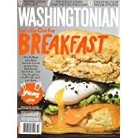 1-Year (12 Issues) of Washingtonian Magazine Subscription