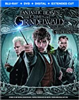 Fantastic Beasts: The Crimes of Grindelwald (Bilingual) [Blu-Ray + DVD + Digital]