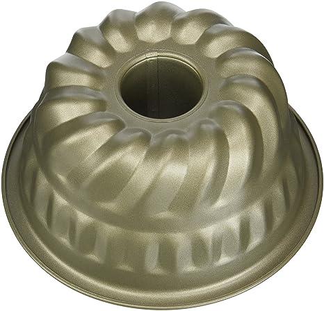 Städter 588028 molde para flan moldes de acero inoxidable para - 16 cm