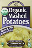 Edward & Sons Organic Mashed Potatoes, Roasted Garlic, 3.5-Ounce Boxes (Pack of 6)