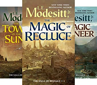 L.E. Modesitt Jr The Saga of Recluce