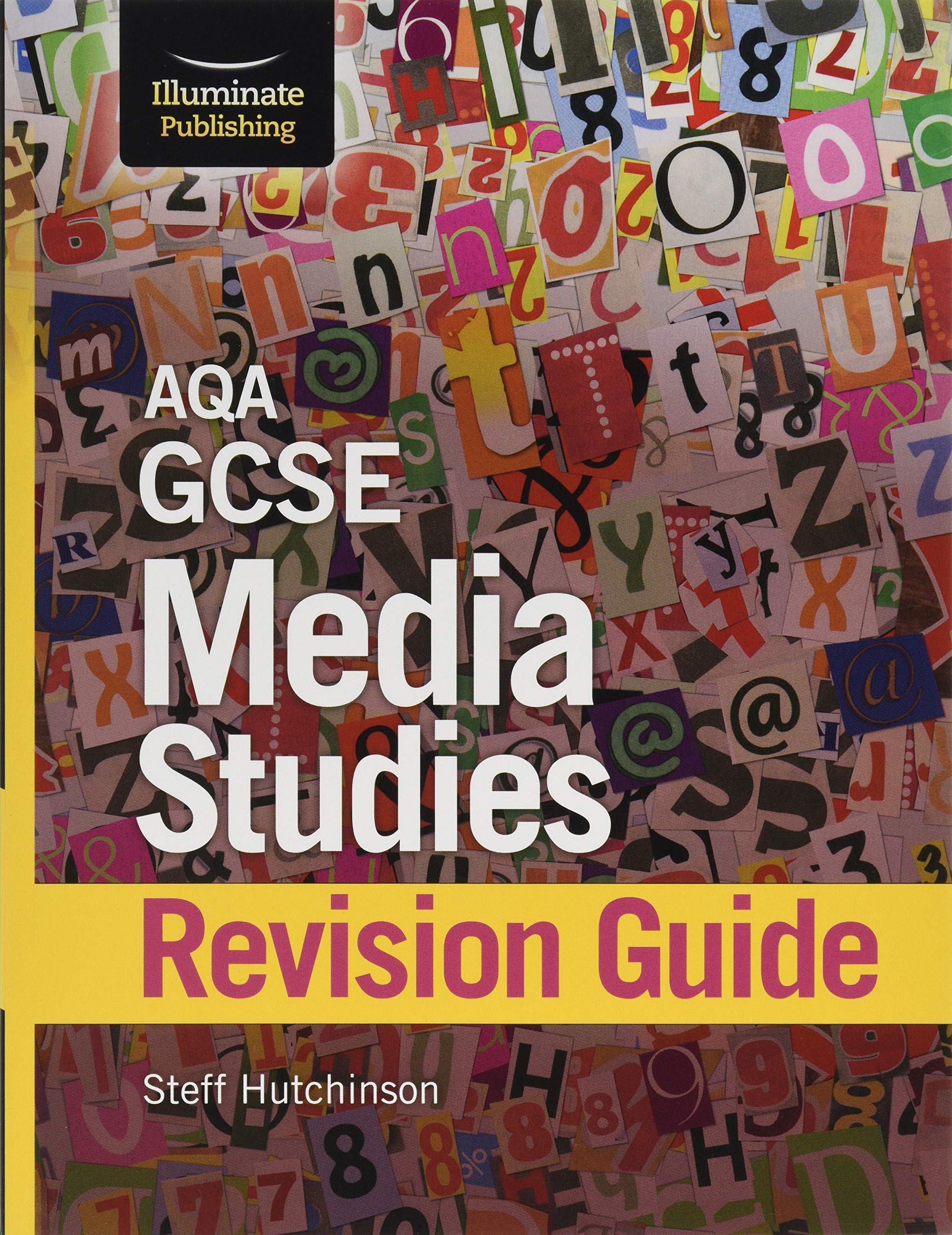 AQA GCSE Media Studies Revision Guide: Amazon co uk: Steff