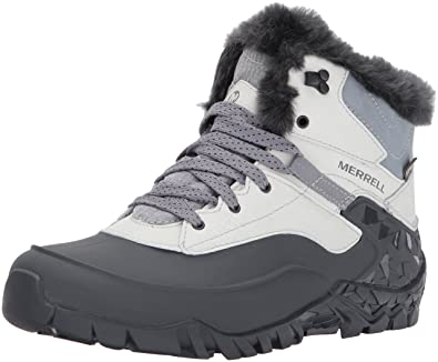 Womens Aurora 6 Ice+ Waterproof High Rise Hiking Shoes Merrell jNwm2a
