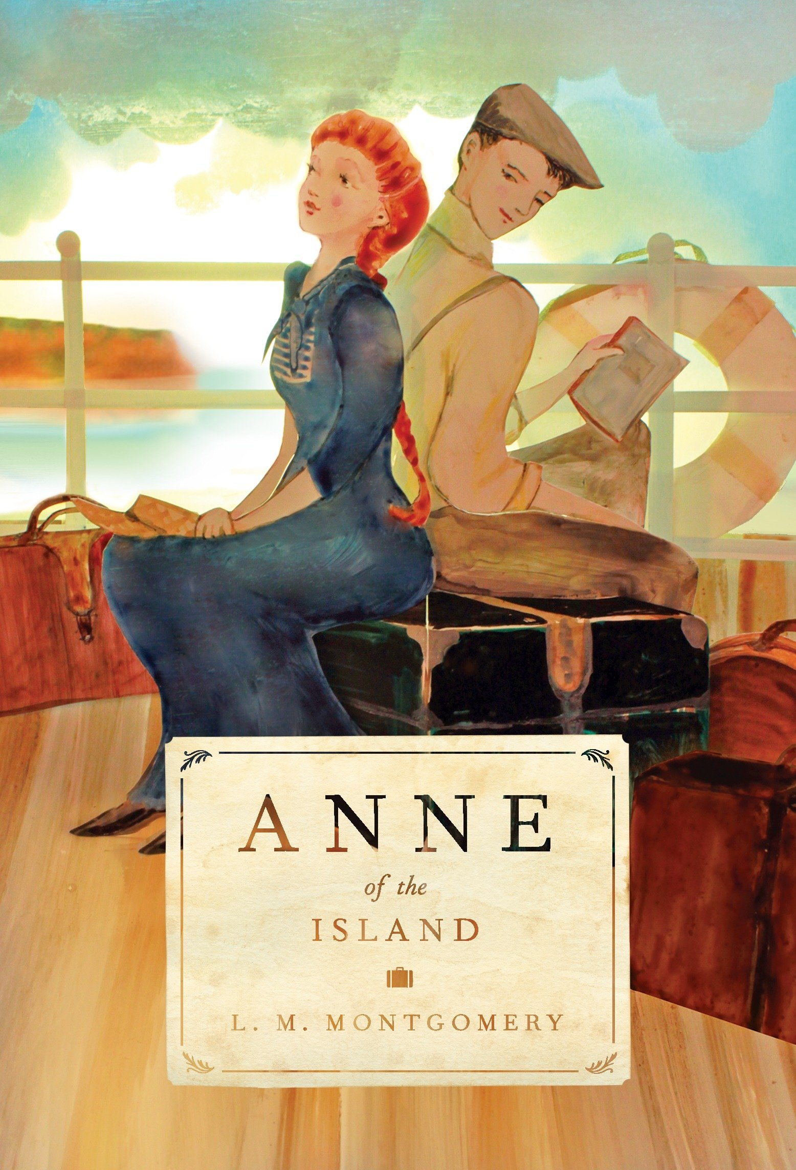 Anne of the Island (Anne of Green Gables) pdf