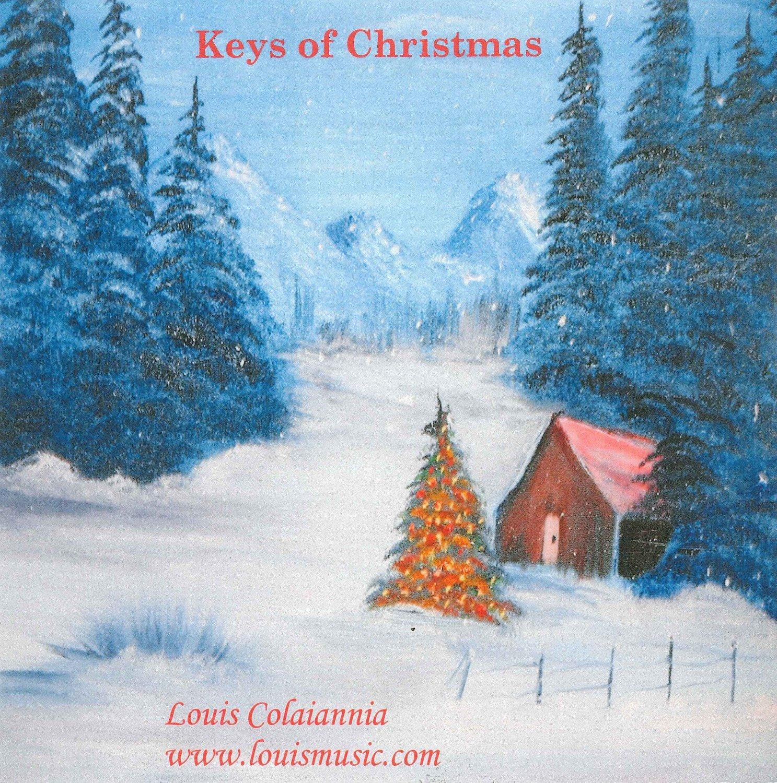 Louis Colaiannia - Keys Of Christmas - Amazon.com Music