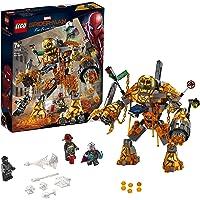 LEGO® Marvel Spider-Man Molten Man Savaşı (76128)