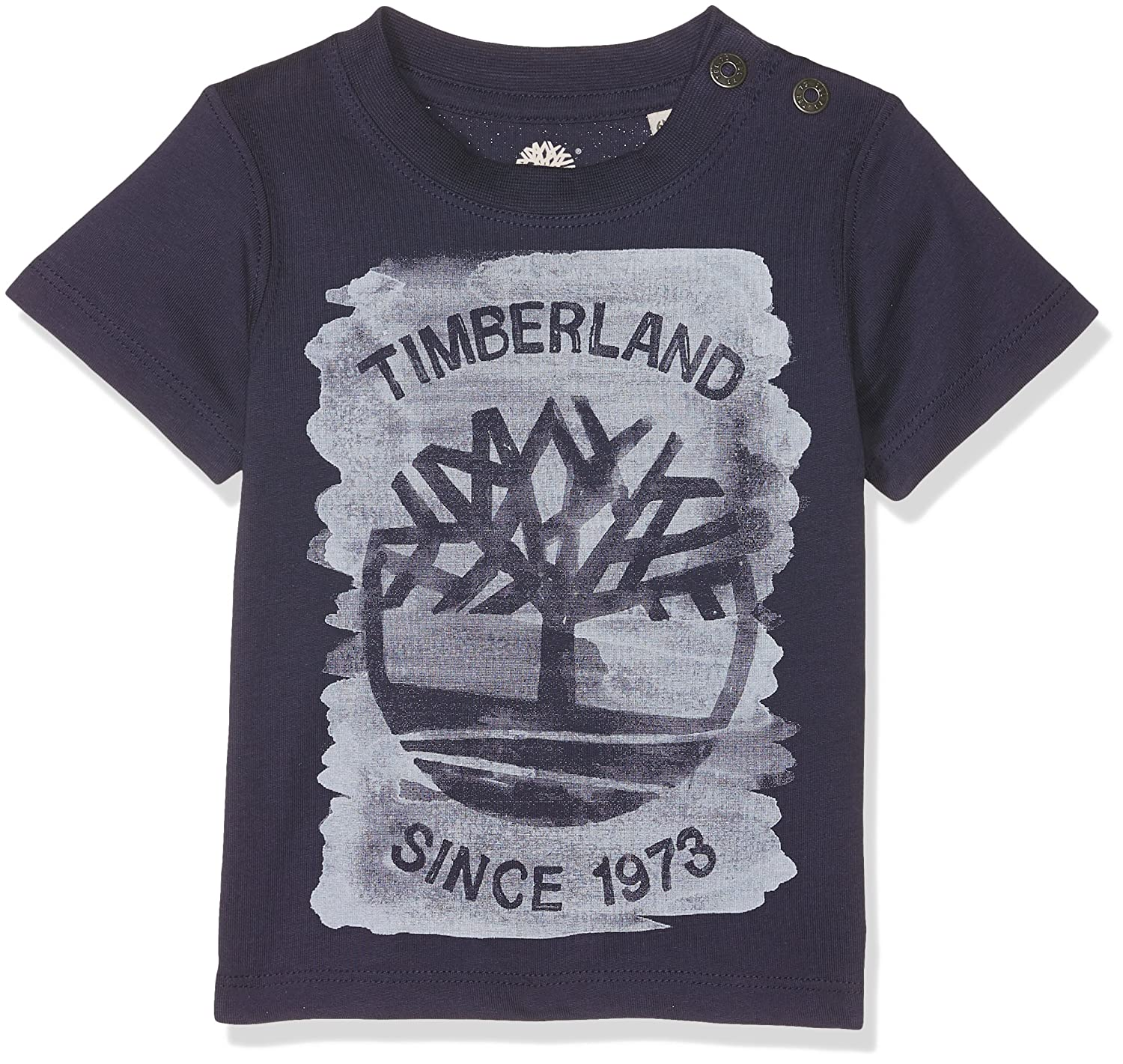 Timberland Baby Boys' Tee-Shirt Manches Courtes T T05G89