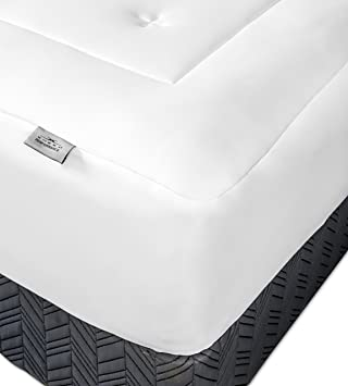 Amazon sheex original performance mattress pad give yourself sheex original performance mattress pad give yourself an added cushion for a better nights sleep solutioingenieria Image collections
