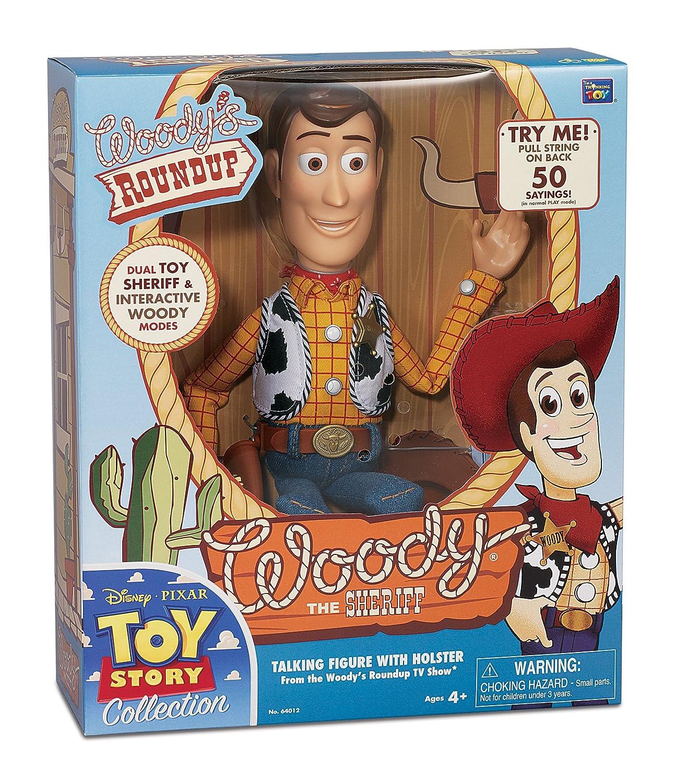 0d0d21fef9f96 Vivid Imaginations - Figura de Woody de Toy Story  Amazon.es  Juguetes y  juegos