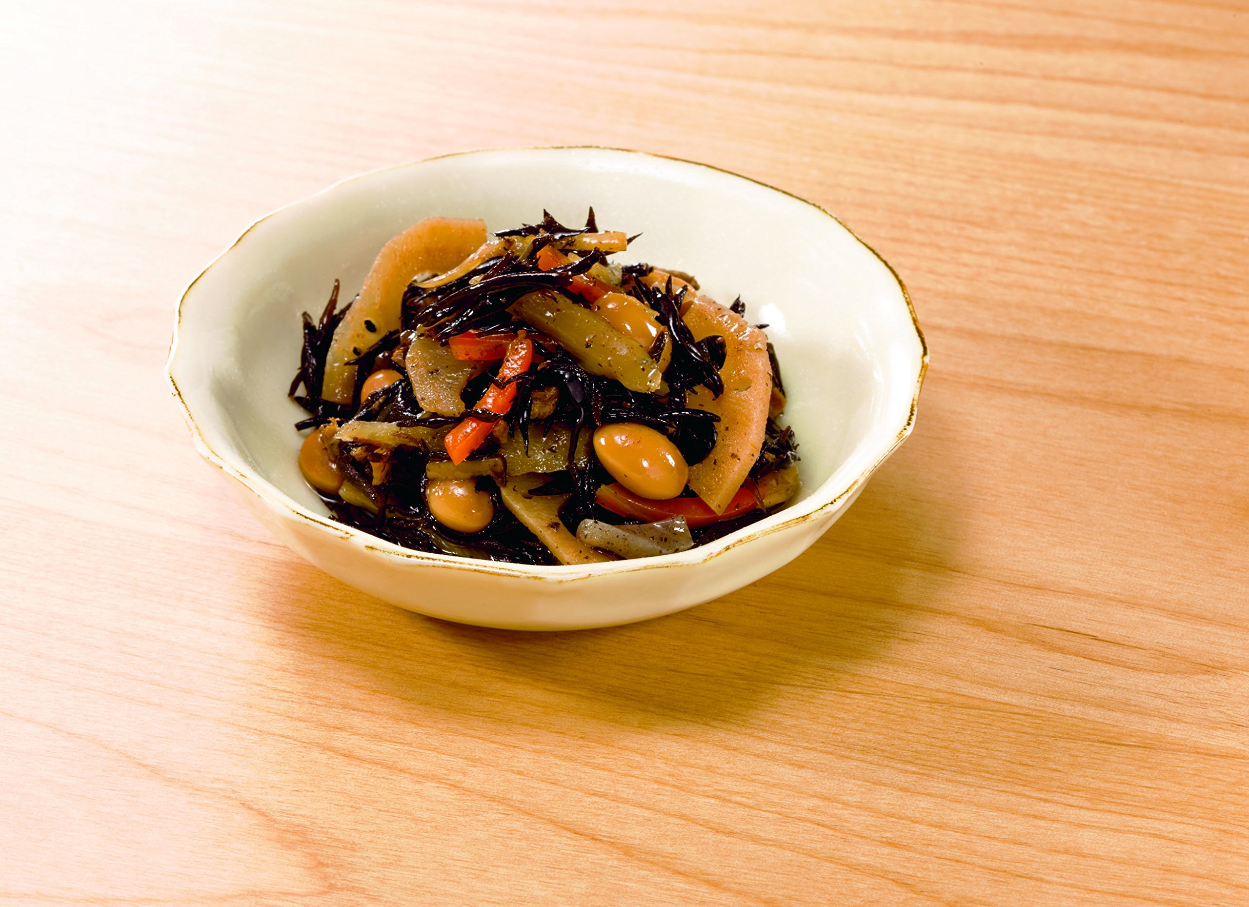Simmered Hijiki Seaweed with various vegetables 85g X 3packages